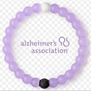 Lokai Alzheimer's Bracelet
